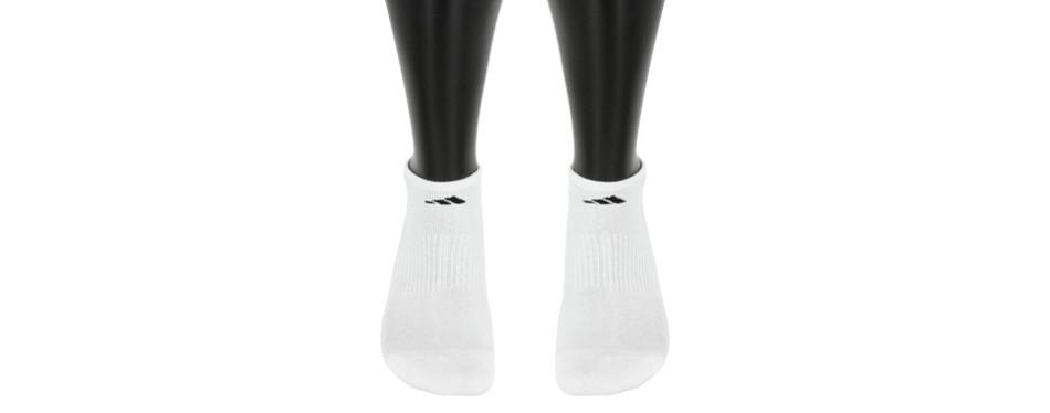 adidas men's no show socks