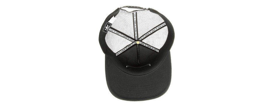 adidas men's originals patch trucker baseball cap