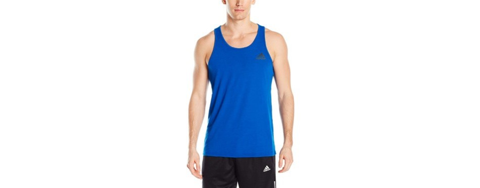 adidas men's training ultimate tank