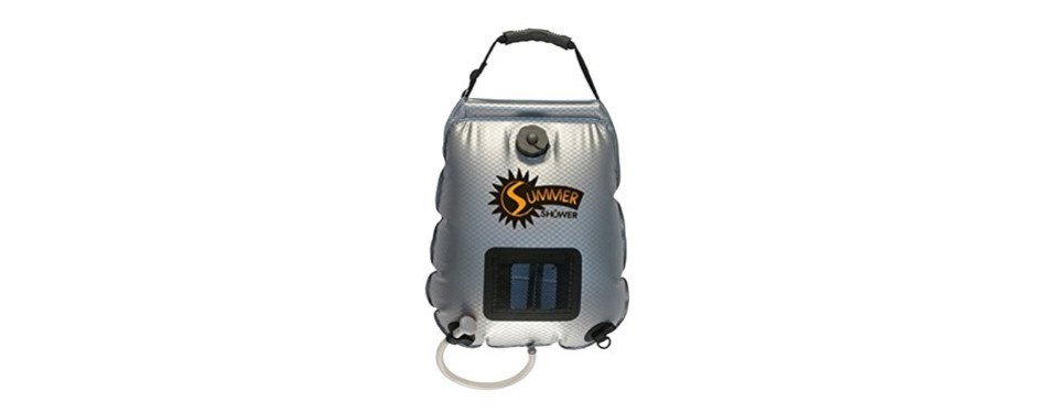 advanced elements 5 gallon solar powered shower