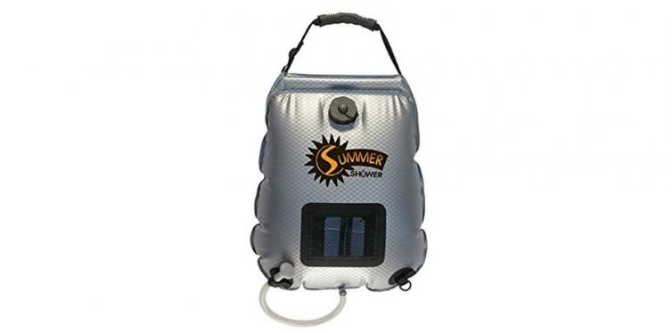Advanced Elements 5 Gallon Solar Powered Shower