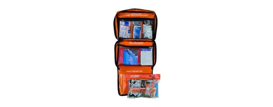 adventure tender sportsman series outdoor medical kit