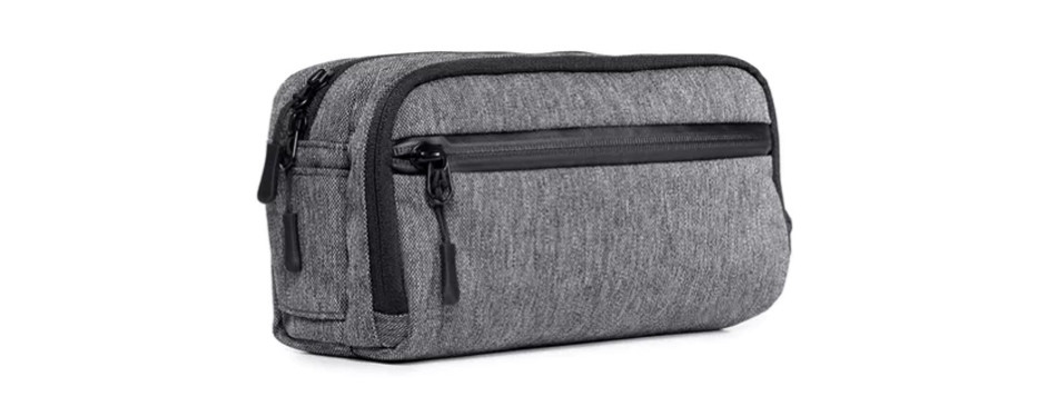 aer dopp kit (gray)