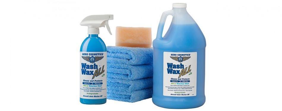 aero cosmetics car wax
