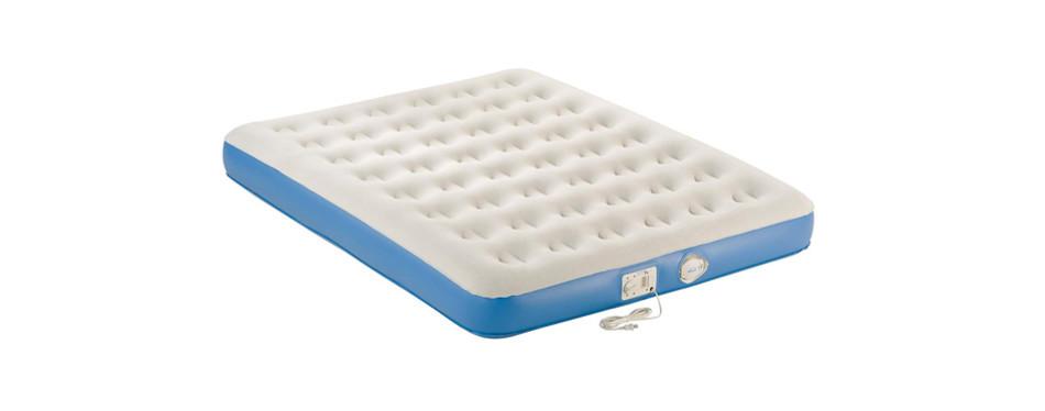 aerobed extra queen bed