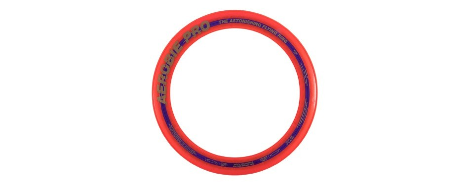 aerobie pro ring outdoor flying disc