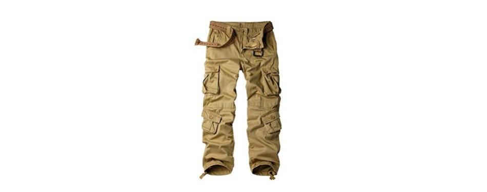 akarmy must way men's work pants