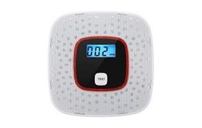 alert plus battery-powered carbon monoxide detector