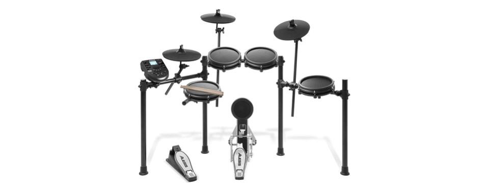 alesis drums nitro mesh kit