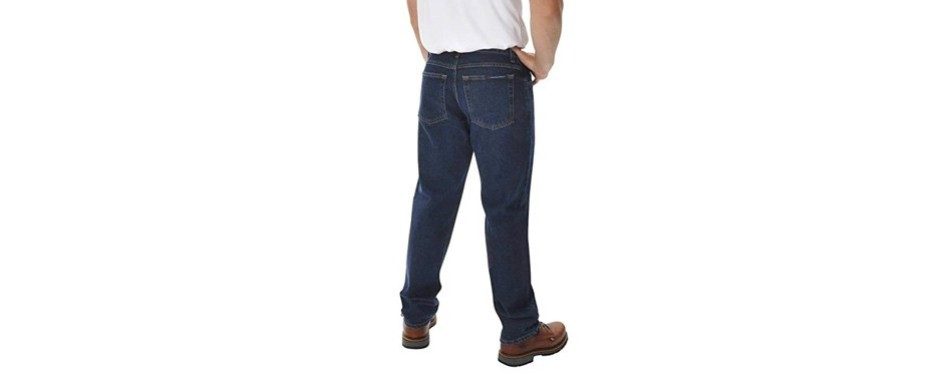 all american clothing co dark stonewash regular american made jeans