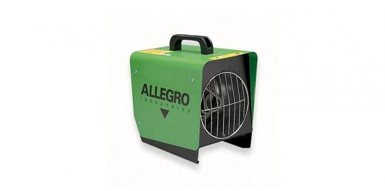 allegro industries tent heater