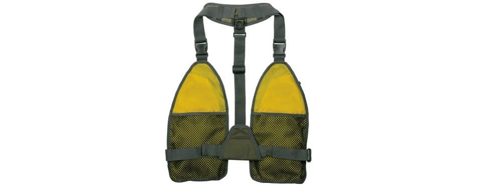 allen gallatin ultra light fishing vest