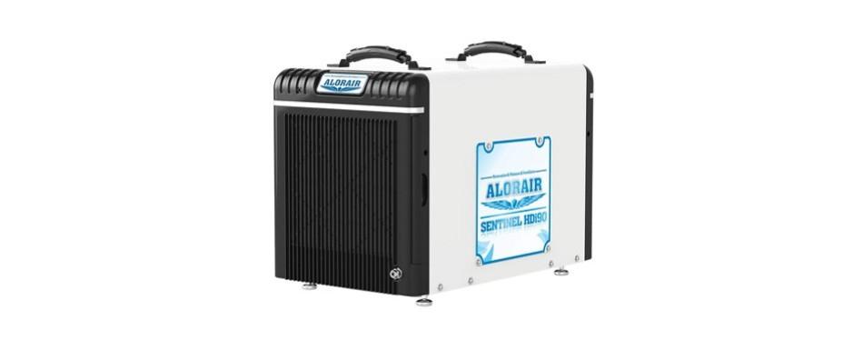 alorair basement/crawlspace dehumidifiers hdi90