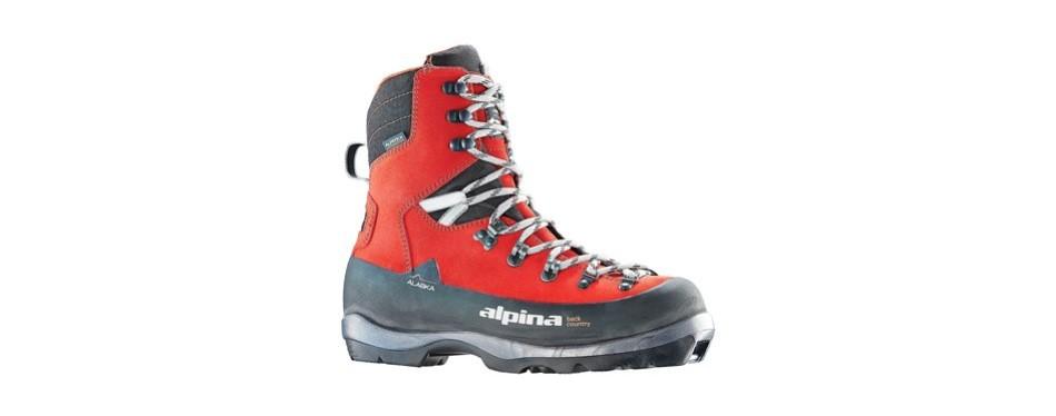 alpina alaska back country boot