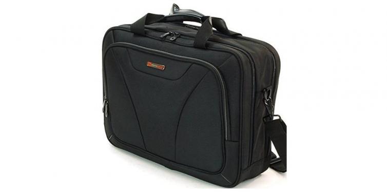 Alpine Swiss Cortland Laptop Bag