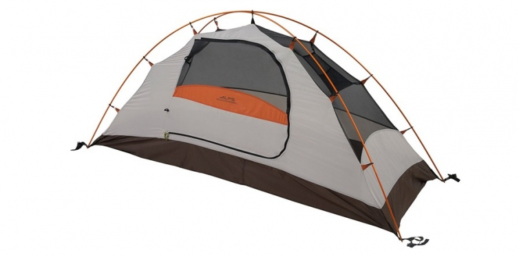 1. ALPS Mountaineering Lynx One Person Tent  sc 1 st  Gear Hungry & Best Solo Tents For The Lone Ranger - Gearhungry