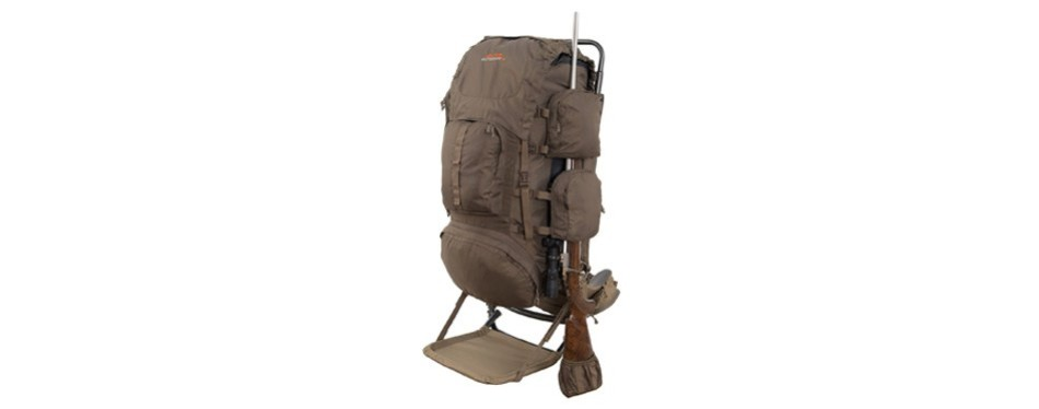 alps outdoorz commander hunting backpack + pack bag