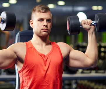 amazing exercises to get your shoulders shredded