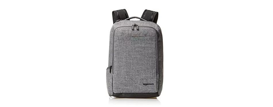 amazon basics slim carry on backpack