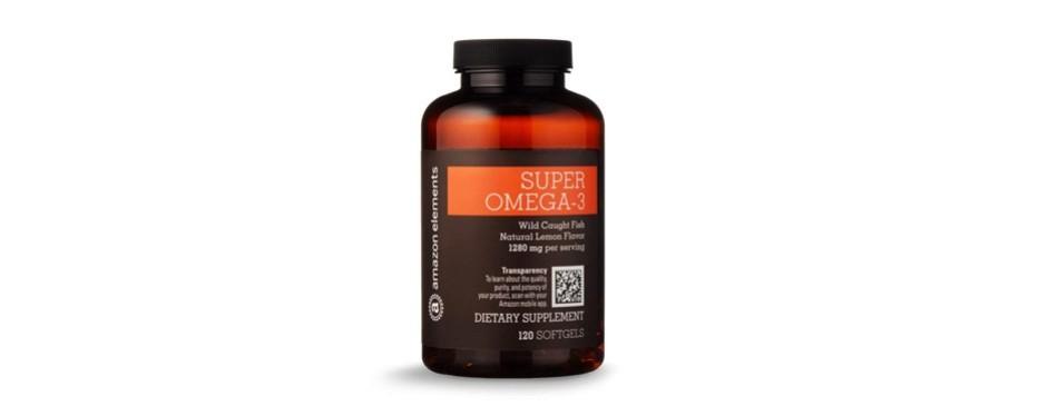 amazon elements super omega-3