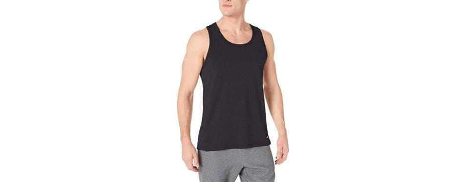 amazon essentials men's performance cotton tank top shirt