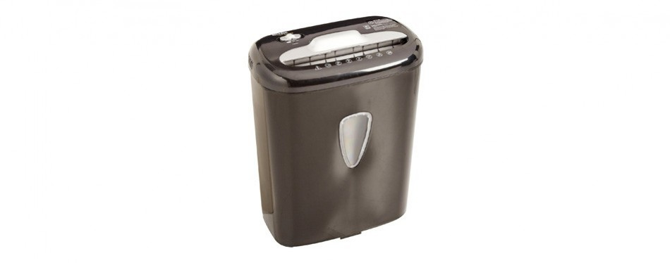 amazonbasics 6-sheet high-security shredder