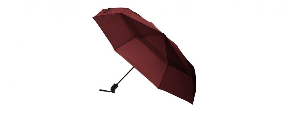 amazonbasics umbrella with wind vent