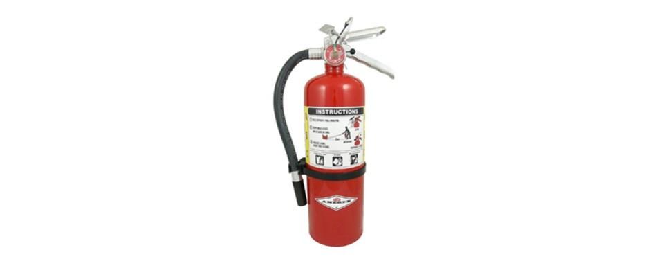 amerex b402 5lb abc dry chemical class a b c fire extinguisher