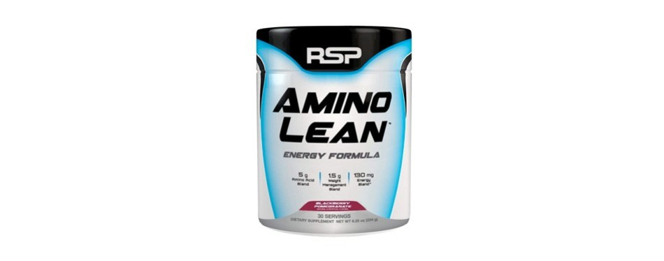 amino lean, by rsp nutrition