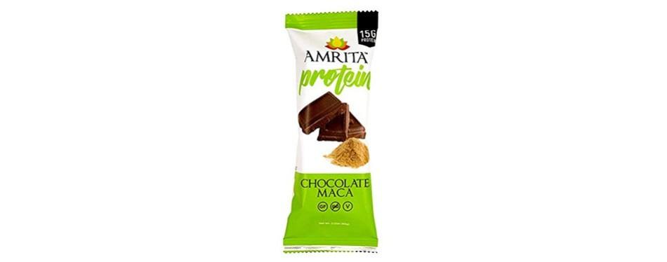amrita high protein gluten free bars