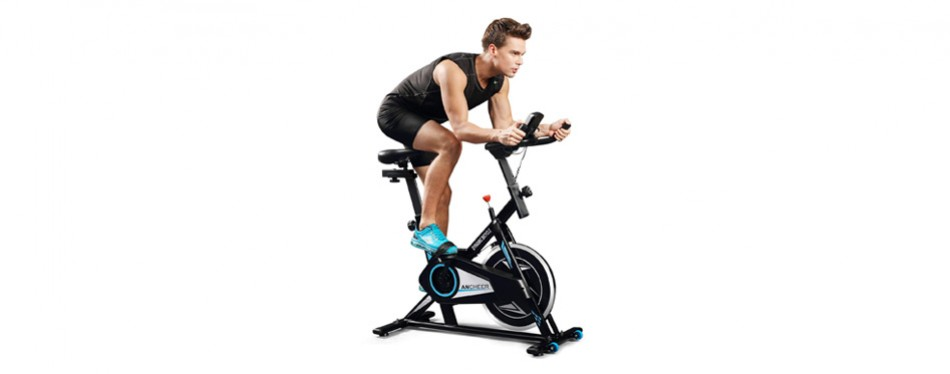 ancheer indoor cycling bike m6008