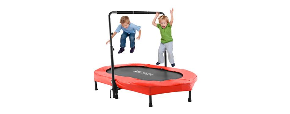 ancheer mini trampoline