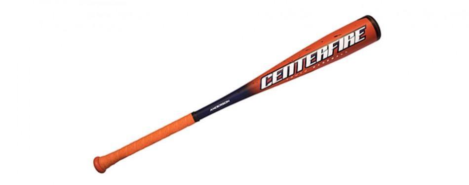 anderson centerfire 2018 model baseball bat