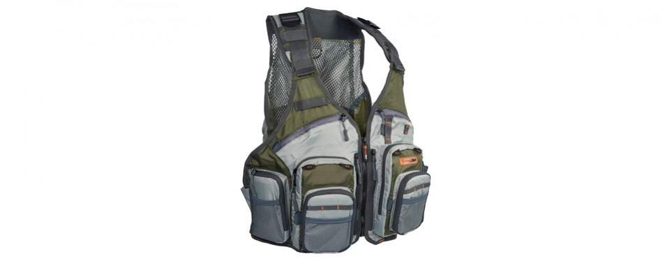 anglatech fly fishing vest