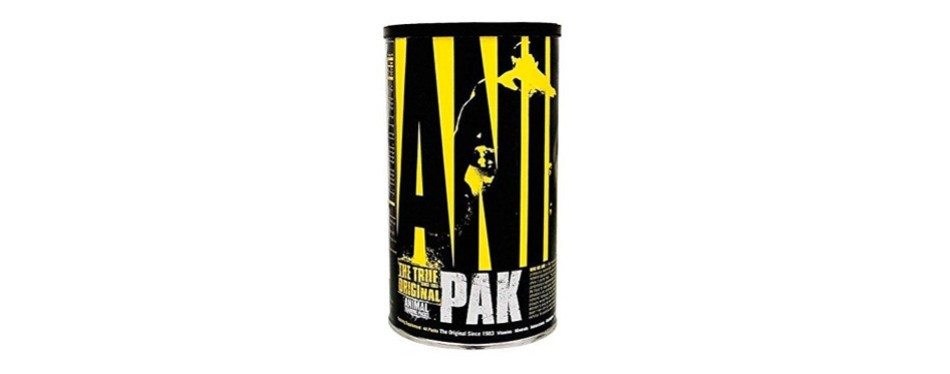 animal pak sports nutrition multivitamins for men