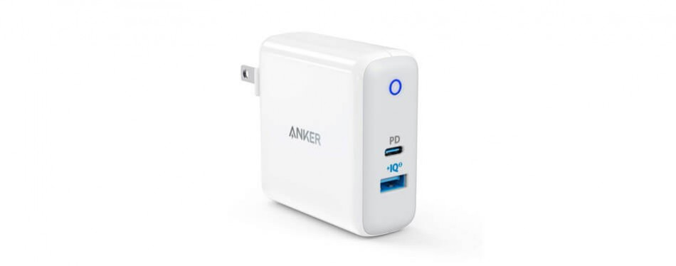 anker powerport ii wall charger