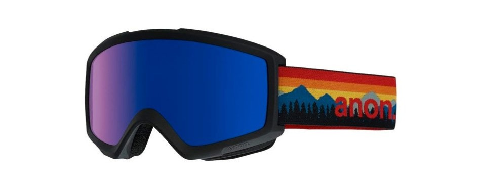 anon helix 2.0 ski goggles