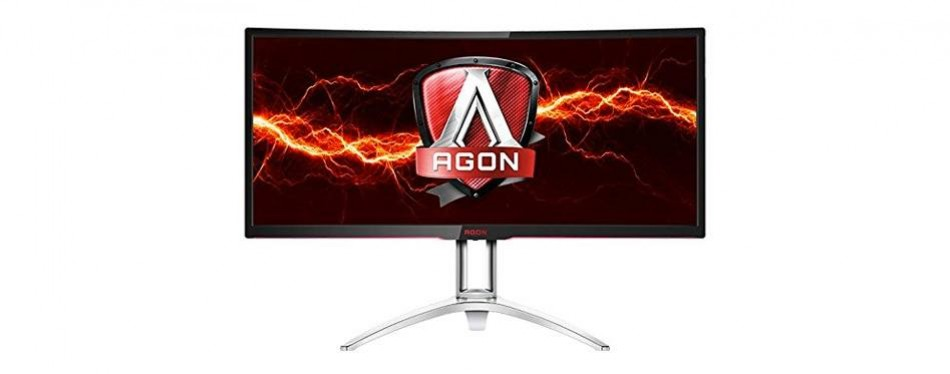 aoc agon 35-inch curved gaming monitor