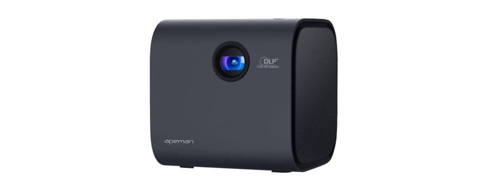 apeman dlp mini portable projector