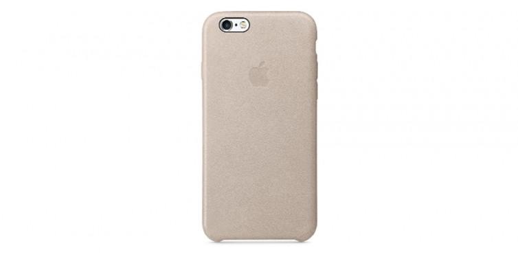 Apple OEM Leather Case
