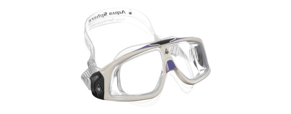 aqua sphere seal 2.0 swim goggles