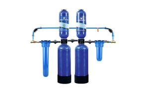 aquasana whole house system water softener
