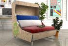 arcade sofa