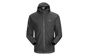 Arcteryx Mens Norvan Hooded Running Jacket