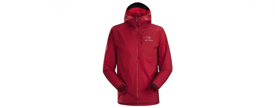 arc'teryx squamish windbreaker jacket