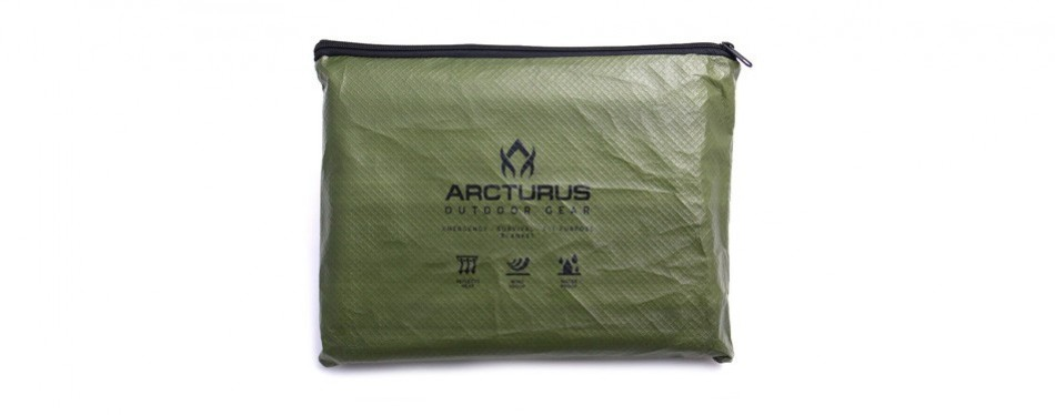 arcturus all weather outdoor survival blanket