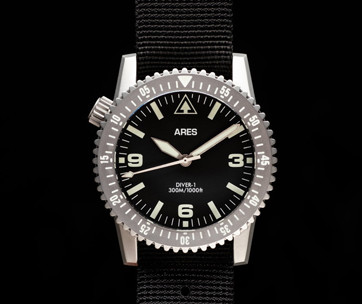 ares diver
