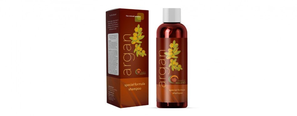 argan oil dandruff shampoo for men
