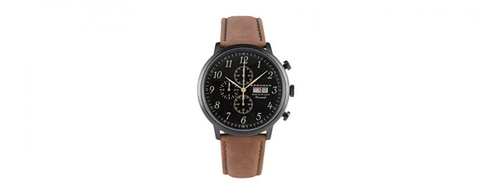 armogan spirit of st. louis chronograph watch