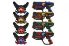 armogear infrared laser tag blaster & vest set